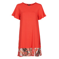 material Women Short Dresses Desigual KALI Red