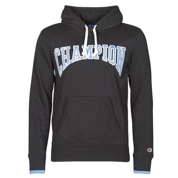 material Men sweaters Champion 215747 Black / Blue