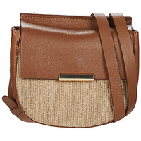Bags Women Shoulder bags Clarks MAPLE MAY Brown