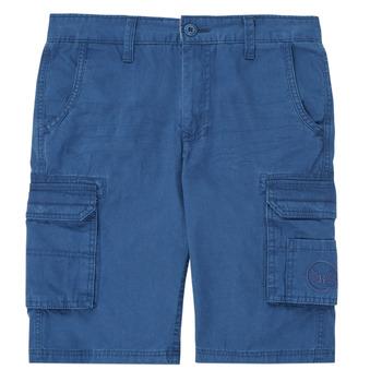 material Boy Shorts / Bermudas Kaporal MEDEN Blue
