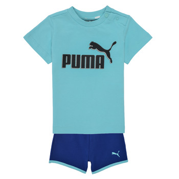 material Boy Sets & Outfits Puma BB SET ANGEL Blue
