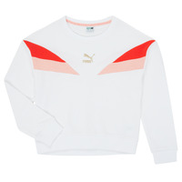 material Girl sweaters Puma CLASS COLORBLCK CREW White