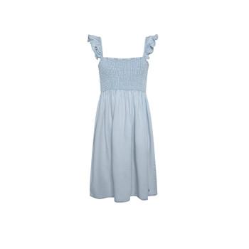 material Girl Short Dresses Pepe jeans MARIA DRESS Blue