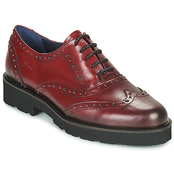 Shoes Women Derby shoes Dorking VENUS Red