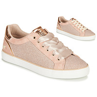 Shoes Women Low top trainers Mustang MANIK Pink