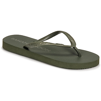 Shoes Women Flip flops Banana Moon SWAINS TAHUATA Green