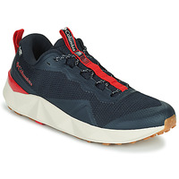 Shoes Men Hiking shoes Columbia FACET 15 OD Black / Red