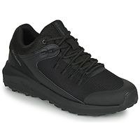 Shoes Men Hiking shoes Columbia TRAILSTORM WATERPROOF Black