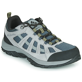 Shoes Men Hiking shoes Columbia REDMOND III Grey