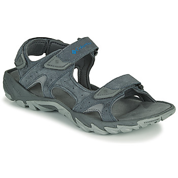 Shoes Men Sports sandals Columbia SANTIAM 3 STRAP Grey