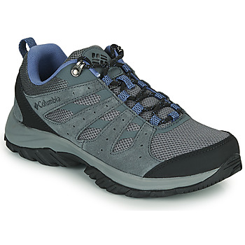 Shoes Women Hiking shoes Columbia REDMOND III Grey