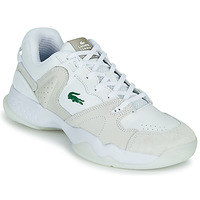 Shoes Men Low top trainers Lacoste T-POINT 0721 1 G SMA White / Beige