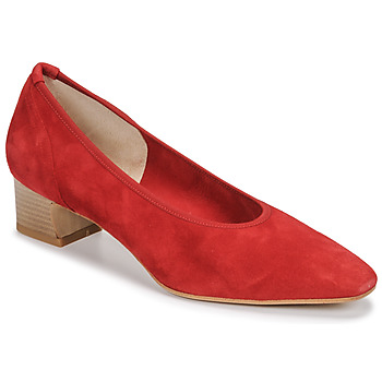 Shoes Women Court shoes Perlato 11129-CAM-KISS Red