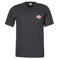 material Men short-sleeved t-shirts Dickies RUSTON Black