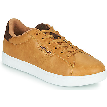 Shoes Men Low top trainers Kappa TCHOURI Brown