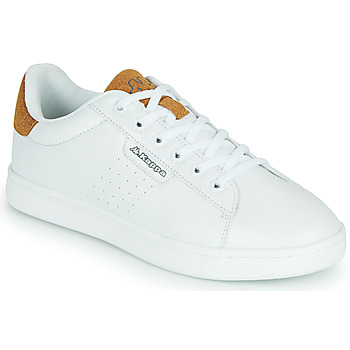 Shoes Men Low top trainers Kappa TCHOURI White