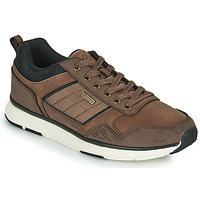 Shoes Men Low top trainers Kappa SIADO 2 Brown / Black