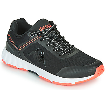 Shoes Women Fitness / Training Kappa FASTER Black / Pink