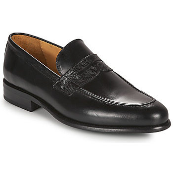 Shoes Men Loafers Brett & Sons TIMAN Black