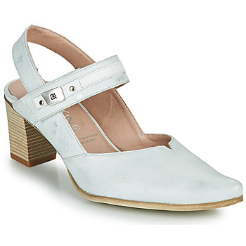 Shoes Women Court shoes Dorking LEA Silver