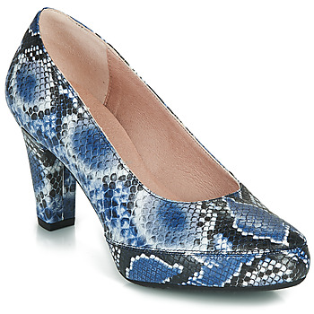 Shoes Women Court shoes Dorking BLESA Blue