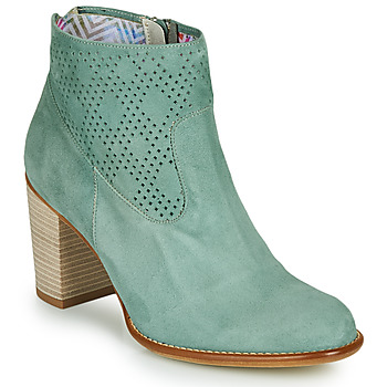 Shoes Women Ankle boots Dorking ALEXA Green