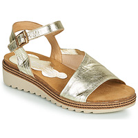 Shoes Women Sandals Dorking ESPE Silver
