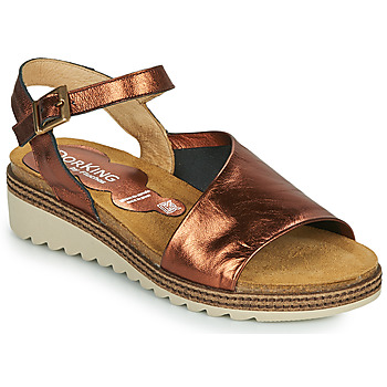 Shoes Women Sandals Dorking ESPE Coppery