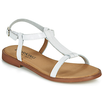 Shoes Women Sandals Dorking LEYLA White