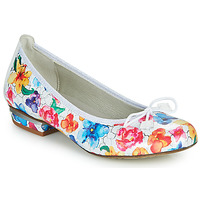 Shoes Women Ballerinas Dorking IREM Multicolour