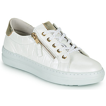 Shoes Women Low top trainers Dorking VIP White / Silver
