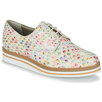 Shoes Women Derby shoes Dorking ROMY Multicolour