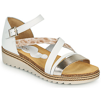 Shoes Women Sandals Dorking ESPE White