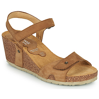 Shoes Women Sandals Dorking PALMA Brown