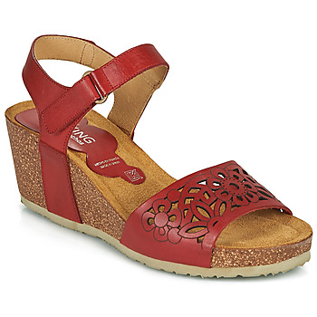 Shoes Women Sandals Dorking PALMA Red