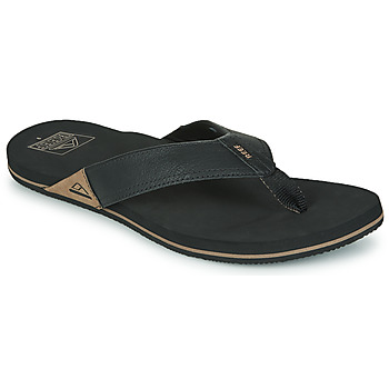 Shoes Men Flip flops Reef REEF NEWPORT Black