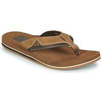 Shoes Men Flip flops Reef CUSHION DAWN Brown