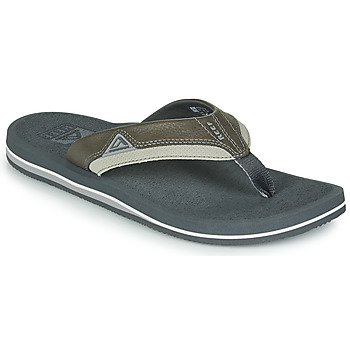 Shoes Men Flip flops Reef CUSHION DAWN Grey