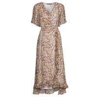 material Women Short Dresses Freeman T.Porter ROLINE GARDEN Multicolour