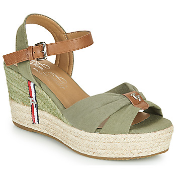 Shoes Women Sandals Tom Tailor FOLIN Kaki