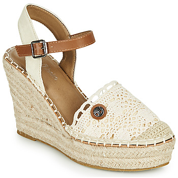 Shoes Women Sandals Tom Tailor DEB Cream