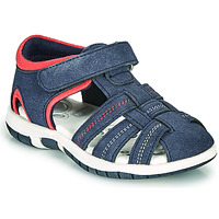Shoes Boy Sandals Chicco FAUSTO Marine