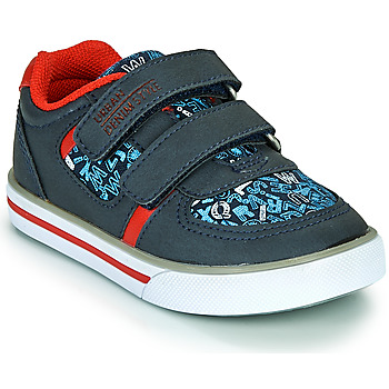 Shoes Boy Low top trainers Chicco FREDERIC Blue / Red