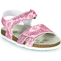 Shoes Girl Sandals Chicco FIORE Pink