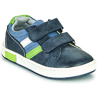 Shoes Boy Low top trainers Chicco CIRCO Blue / Green