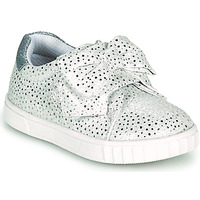 Shoes Girl Low top trainers Chicco COLOMBA Silver