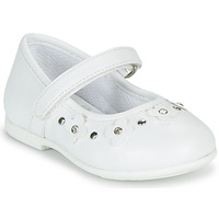 Shoes Girl Ballerinas Chicco CILVIA White