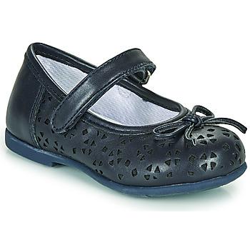 Shoes Girl Ballerinas Chicco CARY Marine