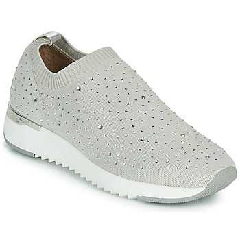 Shoes Women Low top trainers Caprice 24700 Grey