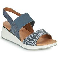 Shoes Women Sandals Caprice 28306-849 Grey